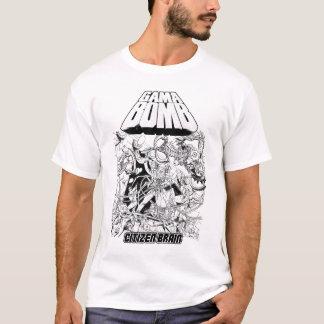 Camiseta Bomba del Gama - blanco del cerebro del ciudadano