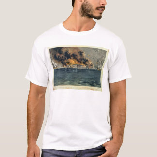 Camiseta Bombardeo del fuerte Sumter