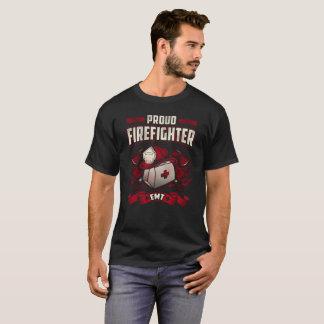 Camiseta Bombero orgulloso EMT