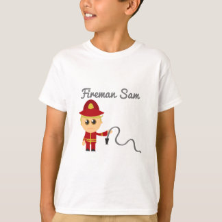 Camiseta Bombero Sam