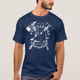 Camiseta Bomberos de la fraternidad