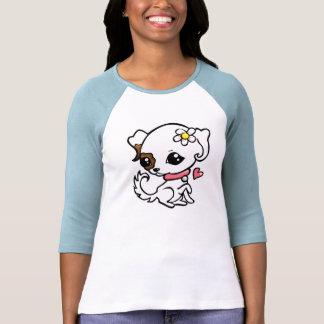 Camiseta bonita de Jack Russell del perrito