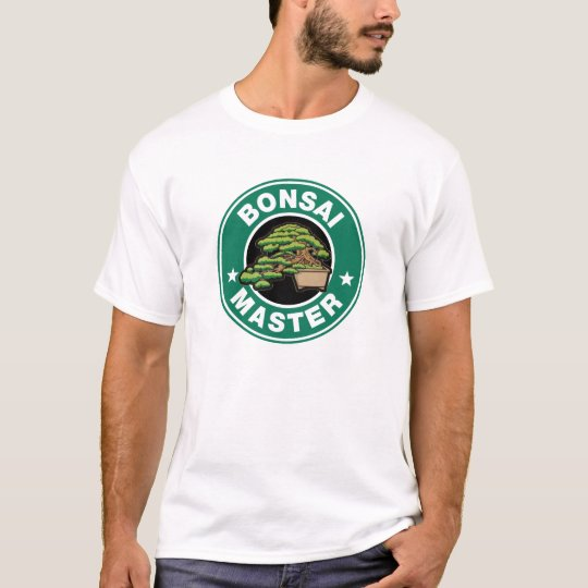 Camiseta bonsai master