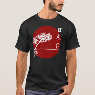 Camiseta Bonsais japoneses