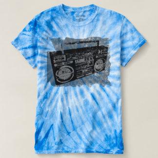Camiseta Boombox apenado retro fresco