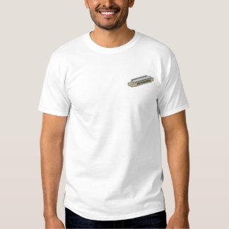 Camiseta Bordada Armónica