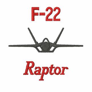Camiseta bordada F-22 W/Callsign