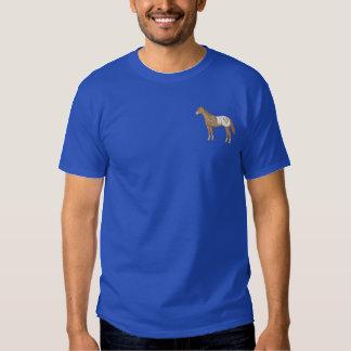 Camiseta Bordada Pequeño Appaloosa