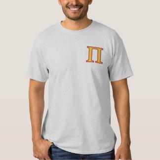 Camiseta Bordada Pi