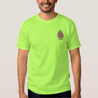 Camiseta Bordada Punta de flecha