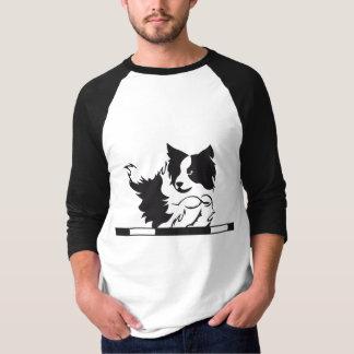 Camiseta Border Collie Agility