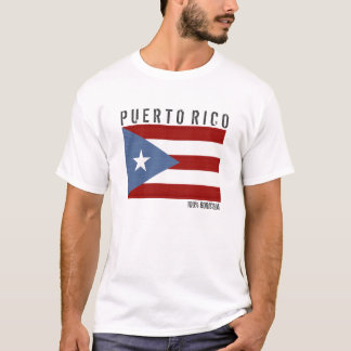 Camiseta Boricua, Puerto Rico