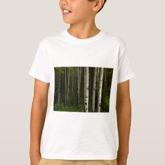 Camiseta Bosque blanco