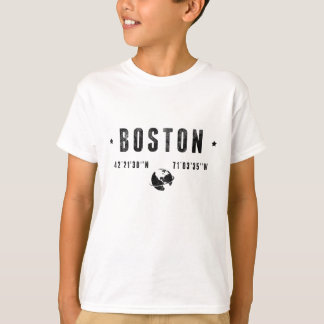 Camiseta Boston
