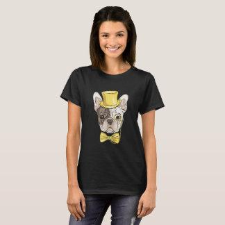 Camiseta Boston estándar de oro Terrier