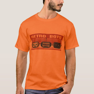 Camiseta Bot retro