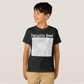 Camiseta Bots de la calabaza