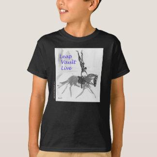 Camiseta - bóveda ecuestre