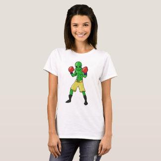 Camiseta Boxeador extranjero