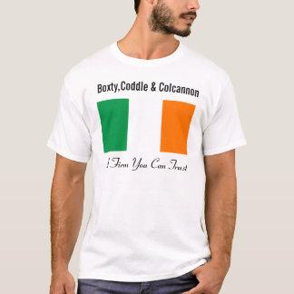 Camiseta Boxty, Coddle y Colcannon