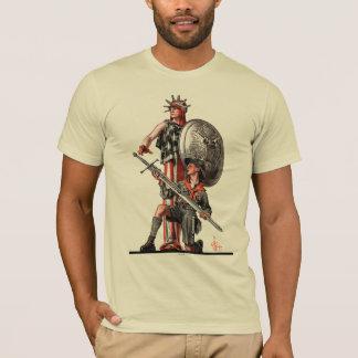 Camiseta Boy scout y libertad