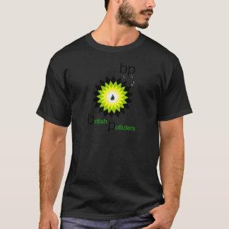 Camiseta BP: Contaminadores británicos
