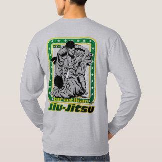 Camiseta Br de Jiu-Jitsu del brasilen@o
