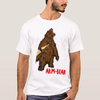 Camiseta Brazo-BearFed