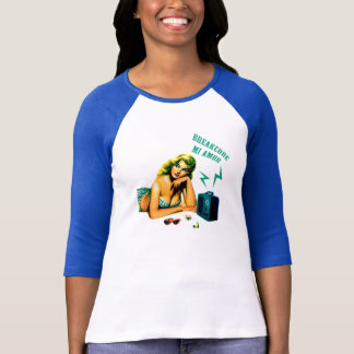 Camiseta breakcore mi amor
