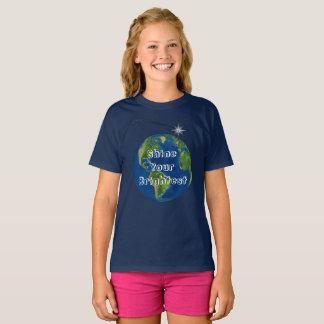 Camiseta Brille su más brillante