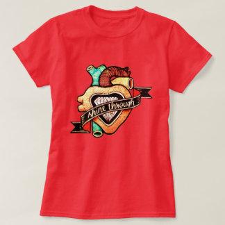 Camiseta Brillo a través