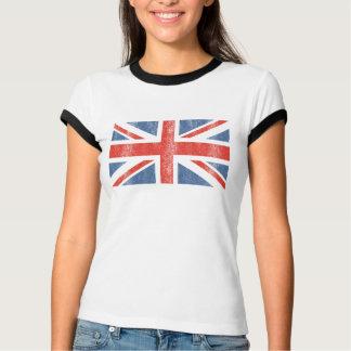 Camiseta BRITÁNICA británica de Jack de la bandera