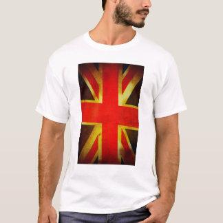 Camiseta BRITÁNICA británica de la bandera