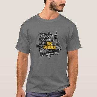 Camiseta BRITÁNICA de la suciedad del argot de