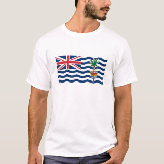Camiseta británica del Océano Índico