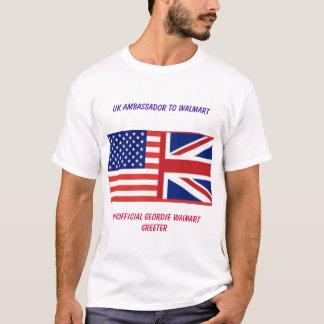 Camiseta BRITÁNICA oficiosa de Walmart (ASDA)