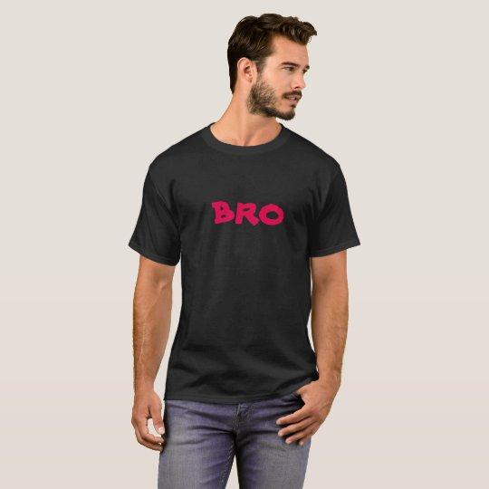 Camiseta Bro