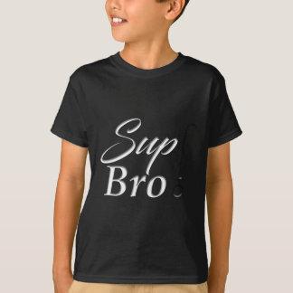 Camiseta bro del sorbo