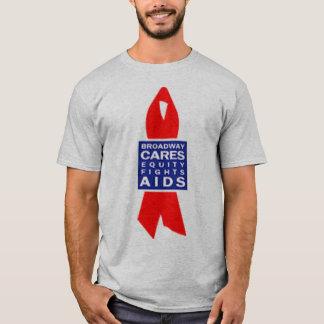 Camiseta Broadway cuida el SIDA