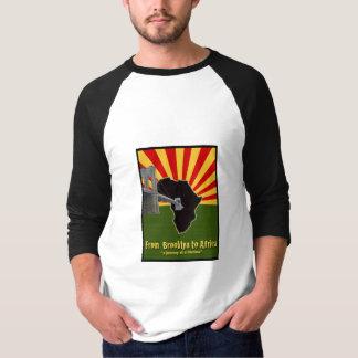 Camiseta Brooklyn a África 3/4 SleeveRaglan