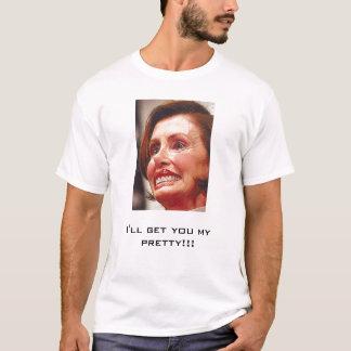 Camiseta Bruja Pelosi-Traviesa de Nancy