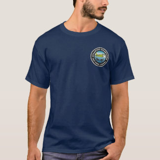 Camiseta BT257C - Cartas atlánticas