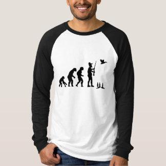 Camiseta Bubba se desarrolló