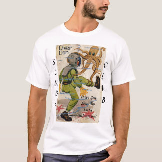 Camiseta Buceador Dan