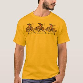 Camiseta Buckaroo japonés antiguo 1