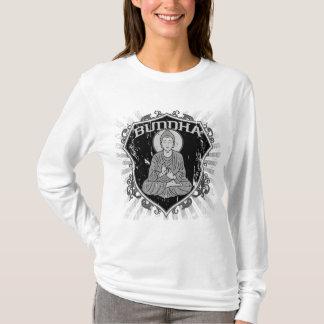 Camiseta Buda en Grunge