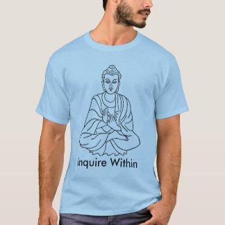 Camiseta buddha-1, investigan dentro