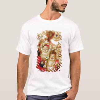 Camiseta Buddhas de risa chino