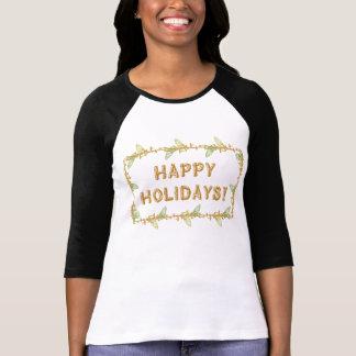 Camiseta ¡Buenas fiestas chicas!