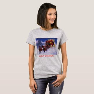 Camiseta Buenas fiestas mellas del St. expresas